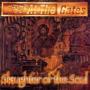 "At The Gates ""Slaughter The Soul"" DOUBLE CD"