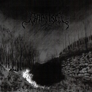 "Baptism ""Grim Arts of Melancholy"" CD"