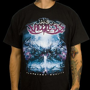 "The Faceless ""Planetary Duality"" TS"