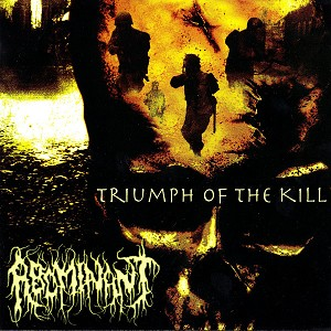 "Abominant ""Triumph Of The Kill"" CD"