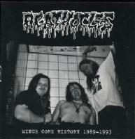 "Agathocles ""Mince Core History 1989-1993"" CD"