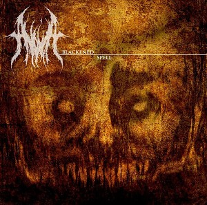 "Anoxia ""Blackened Spell"" CD"