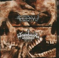 "Anthropophagical Warfare/Recidivus ""Anesthesia/Bestial Genocide"" CD"