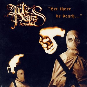 "Artes Negras ""Let There Be Death..."" CD"