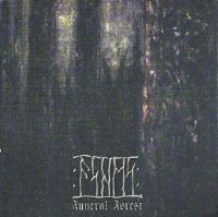 "Ashes ""Funeral Forest"" CD"
