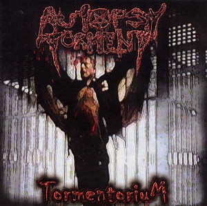 "Autopsy Torment ""Tormentorum"" CD"