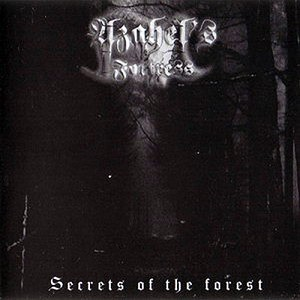 "Azahel's Fortress ""Secrets Of The Forest"" CD"