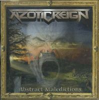 "Azotic Reign ""Abstract Maledictions"" CD"