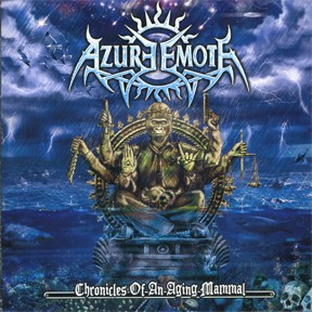 "Azure Emote ""Chronicles Of An Aging Mammal"" CD"