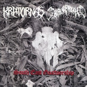 "Balberith/Kratornas ""South East Goatworship"" CD"