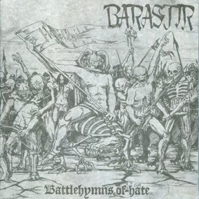 "Barastir ""Battlehymns of Hate"" CD"
