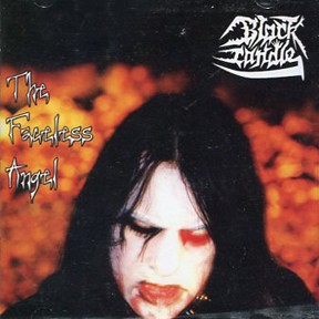 "Black Candle ""The Faceless Angel"" CD"