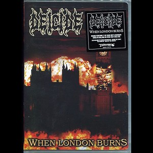 "Deicide ""When London Burns"" DVD"
