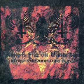 "Destroyers From The Western Skies ""As Night Devours The Sun"" CD"