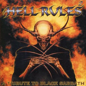 "Hell Rules 2 ""Tribute To Black Sabbath"" CD"