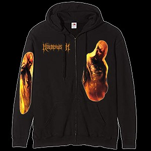 "Holocaustum ""Crawling Through The Flames of Damnation"" Hoodie"