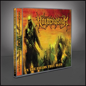 "Holocaustum ""In The Fields They Bled"" CD"