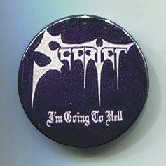"Scepter ""I'm Going To Hell"" PIN"