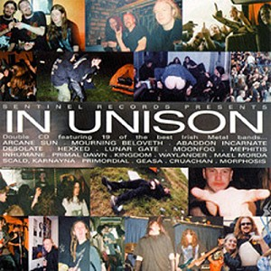 "Sentinel Records Presents ""In Unison"" DOUBLE CD"