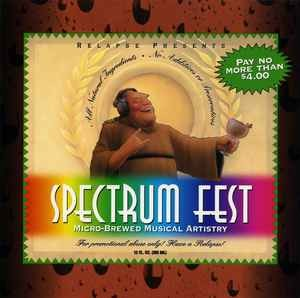 "Spectrum Fest ""Micro-Brewed Musical Artistry"" CD"
