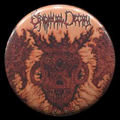 "Spiritual Decay ""Closer To The Grave"" PIN"