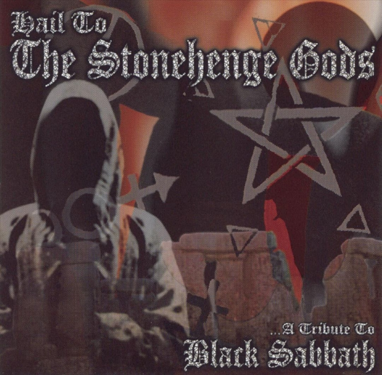 Hail To The Stonehenge Gods ...A Tribute To Black Sabbath CD