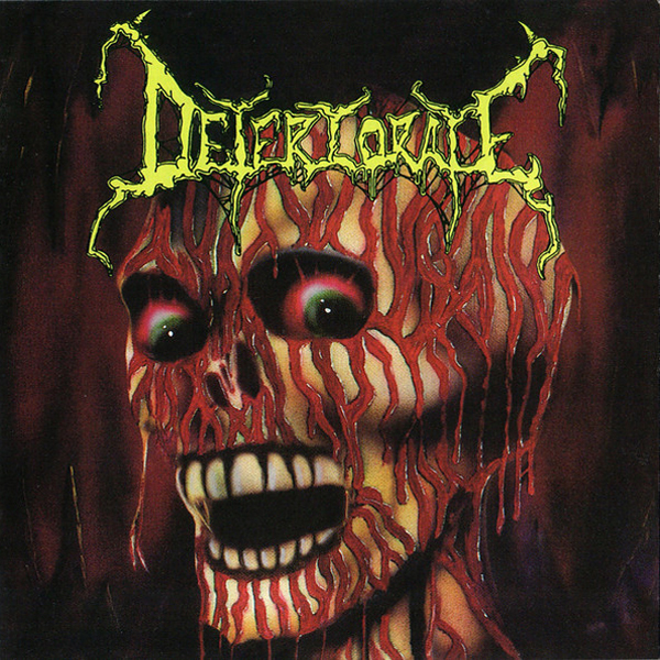 """Deteriorate """"Rotting In Hell"""" DOUBLE CD-5248"""