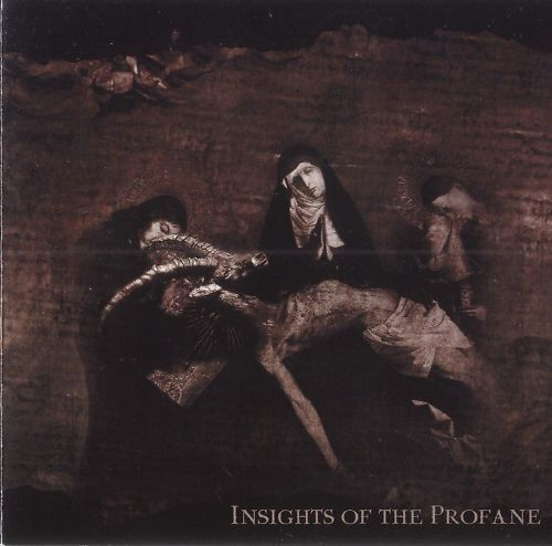 Insights Of The Profane CD
