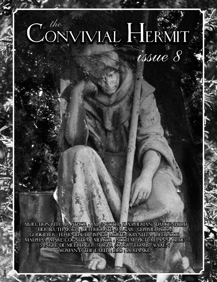 The Convivial Hermit Issue 8