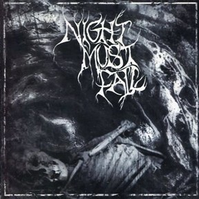 Night Must Fall 'Funeral Of Mankind' CD