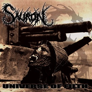 Sauron 'Universe Of Filth' CD